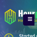 Screenshot of hourpaycoin