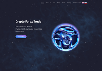Screenshot of crypto-fx.trade