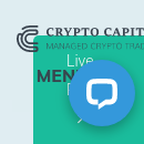 Screenshot of Cryptocapital